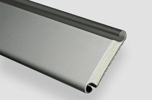 Industrierolltor-Profil ISO SL 2014 Vorderseite