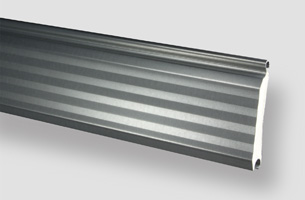 Industrierolltor-Profil RPU 20 95 Vorderseite