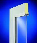 Doppelscheibe: SAN 18 mm, Acrylscheiben 5/6/8 mm oder VSG 6 mm mit Aluminium-Rahmen
