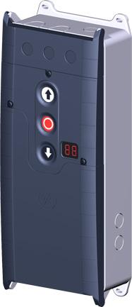 TS 971 Torsteuerung Bestückung Variante A (beispielhaft)