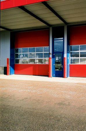 Industrie-Sektionaltor-ISO-9007-bhf